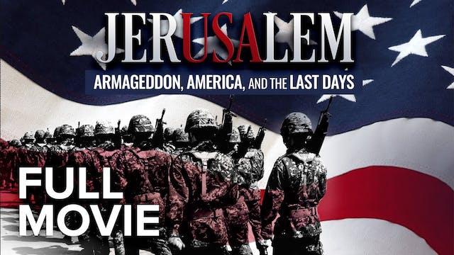JerUSAlem Armageddon, America, And Th...