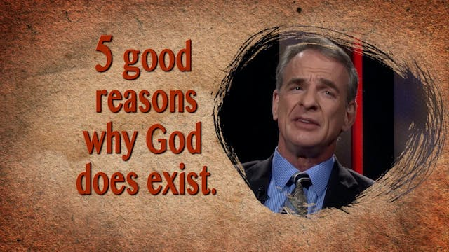 Does God Exist? with Dr. William Lane...