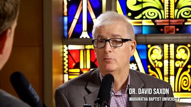 Our Christian Heritage - S1E7 - Dave Saxon