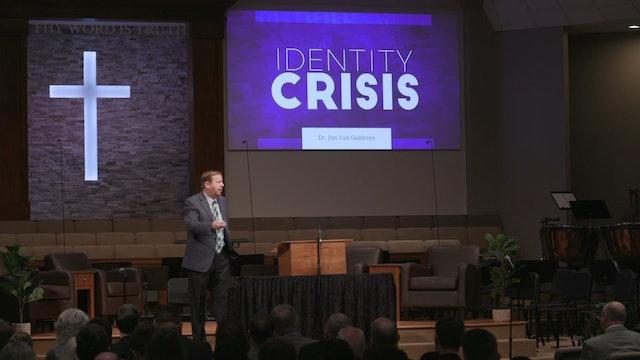 Identity Crisis (Part 1)Jim Van Gelderen
