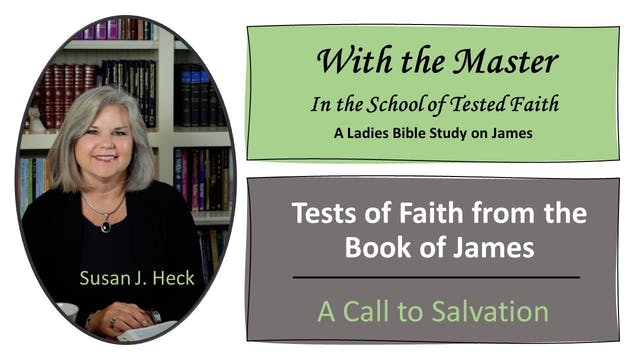 Tests Of Faith From The Book Of James