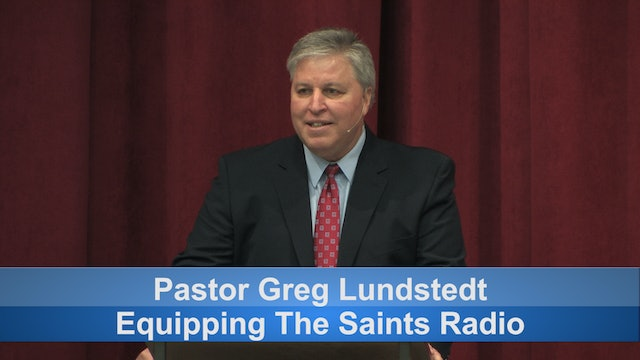 """Greg Lundstedt Rally """"Psalm 23 - The Lord Is Our Shepherd"""" (2019)"""