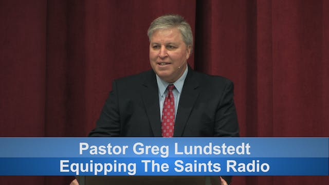 """Greg Lundstedt Rally """"Psalm 23 - The ..."""