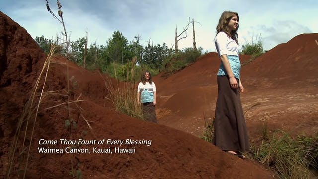 Come Thou Fount Of Every Blessing - F...