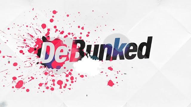 DeBunked 19 - Jesus Is A Copycat God