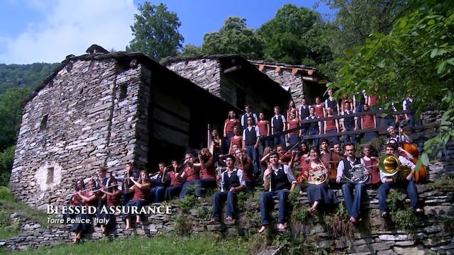 Blessed Assurance - Fountainview Academy