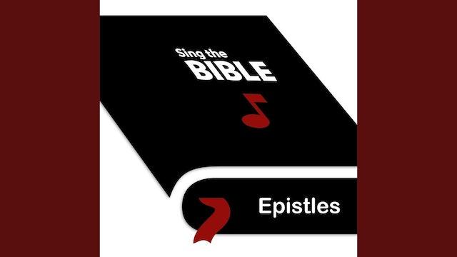 Sing the Bible: Epistles
