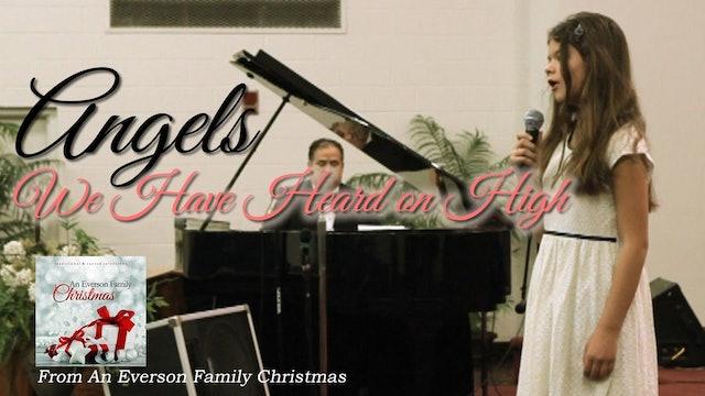 Angels We Have Heard on High (Elena)