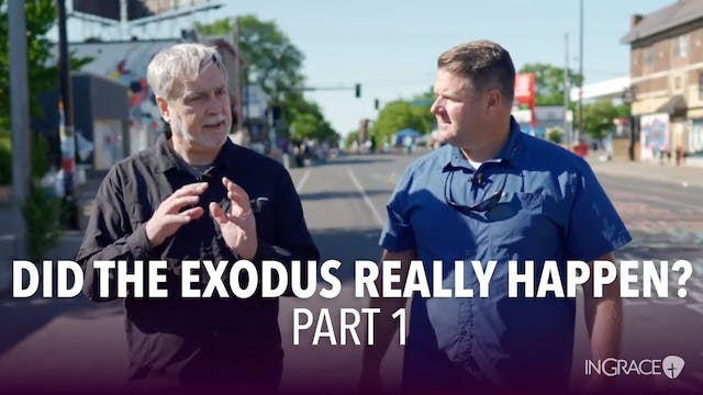 Did The Exodus Really Happen - Part 1
