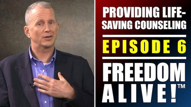 Providing Life-Saving Counseling with Dr. Robert Otto