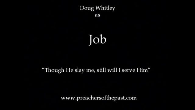 Job - Preachers Of The Past