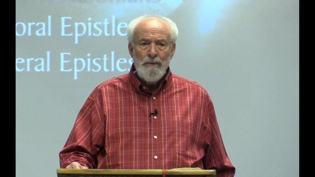 II Corinthians (Part II), Philippians, and Colossians