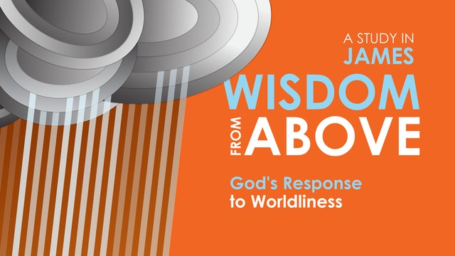 God's Response to Worldliness