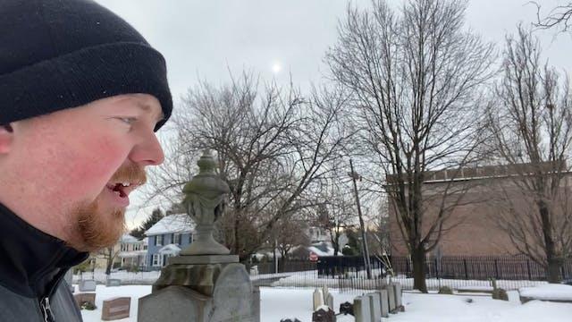 OCH: Princeton Cemetery - Jonathan Ed...