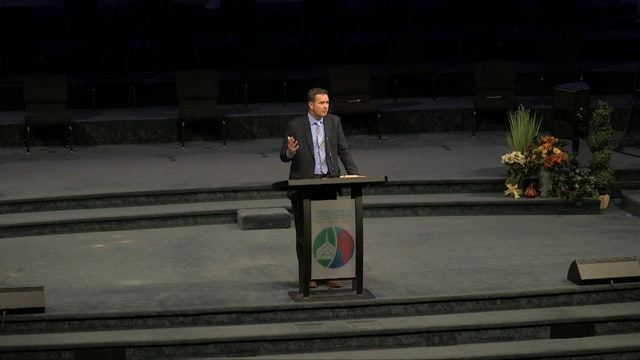 """""""Energized By His Word"""" with Pastor Josh Dixon"""
