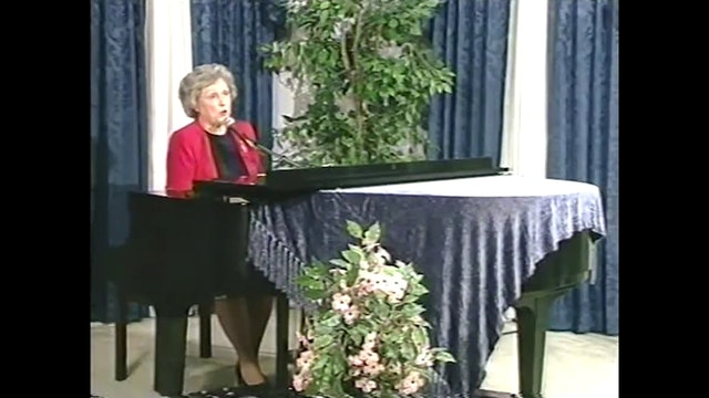 Mary's (102nd) - Musical Memories with Martha Reed Garvin