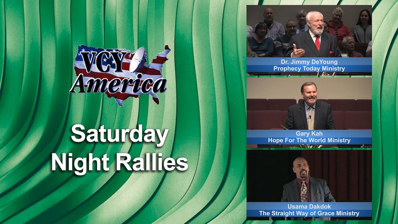 VCY Saturday Night Rallies