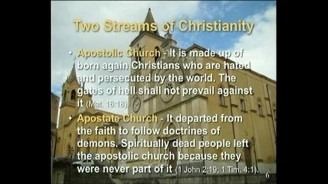 Catholicism's Drift into Apostasy