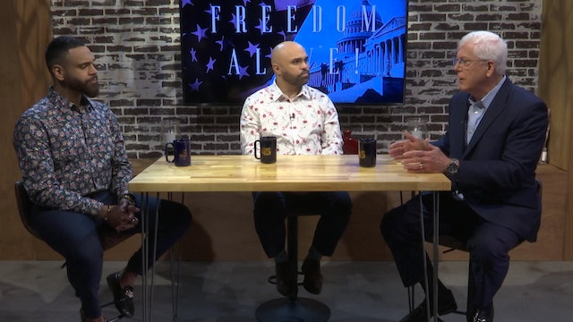 From Massacre To Messiah with Luis Ruiz and Angel Colon - Part 2