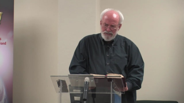 Introduction to the Study of Bible Prophecy – Part II