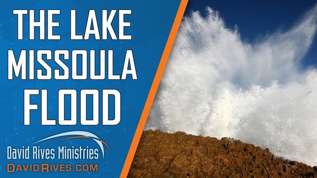 The Great Missoula Flood, Washington Scablands
