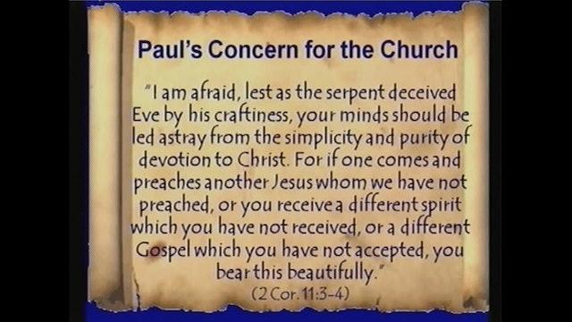 Which Gospel Do You Believe?