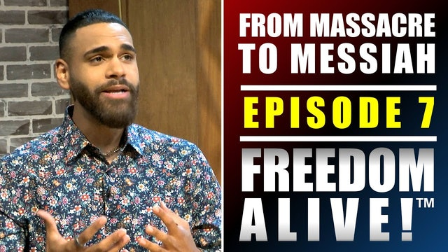 From Massacre To Messiah with Luis Ruiz and Angel Colon, Part 1