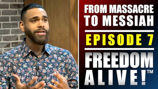 From Massacre To Messiah with Luis Ru...