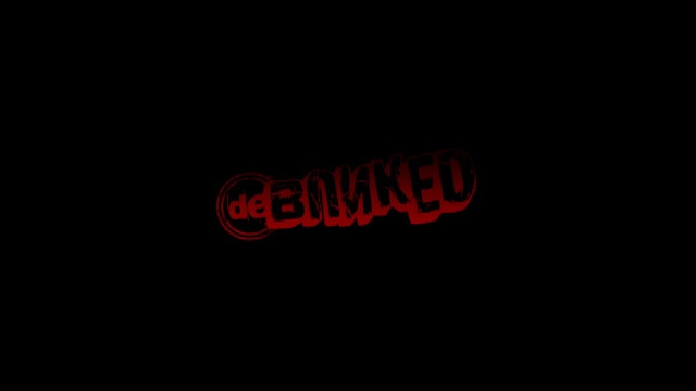 DeBunked 06 - All Those Animals Couldnt Fit