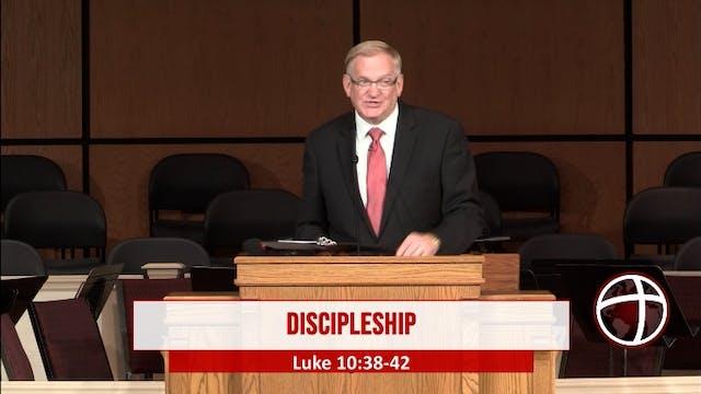 """At Calvary """"Discipleship"""""""