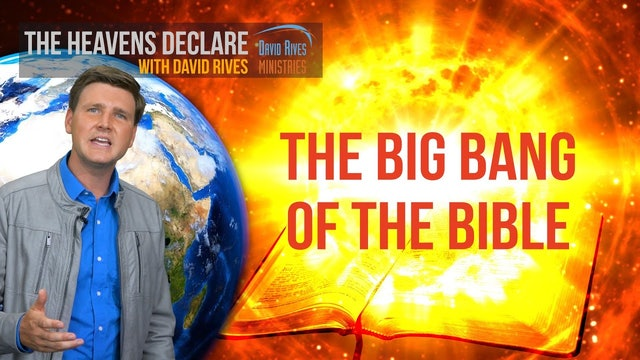 Is There A Big Bang In The Bible?