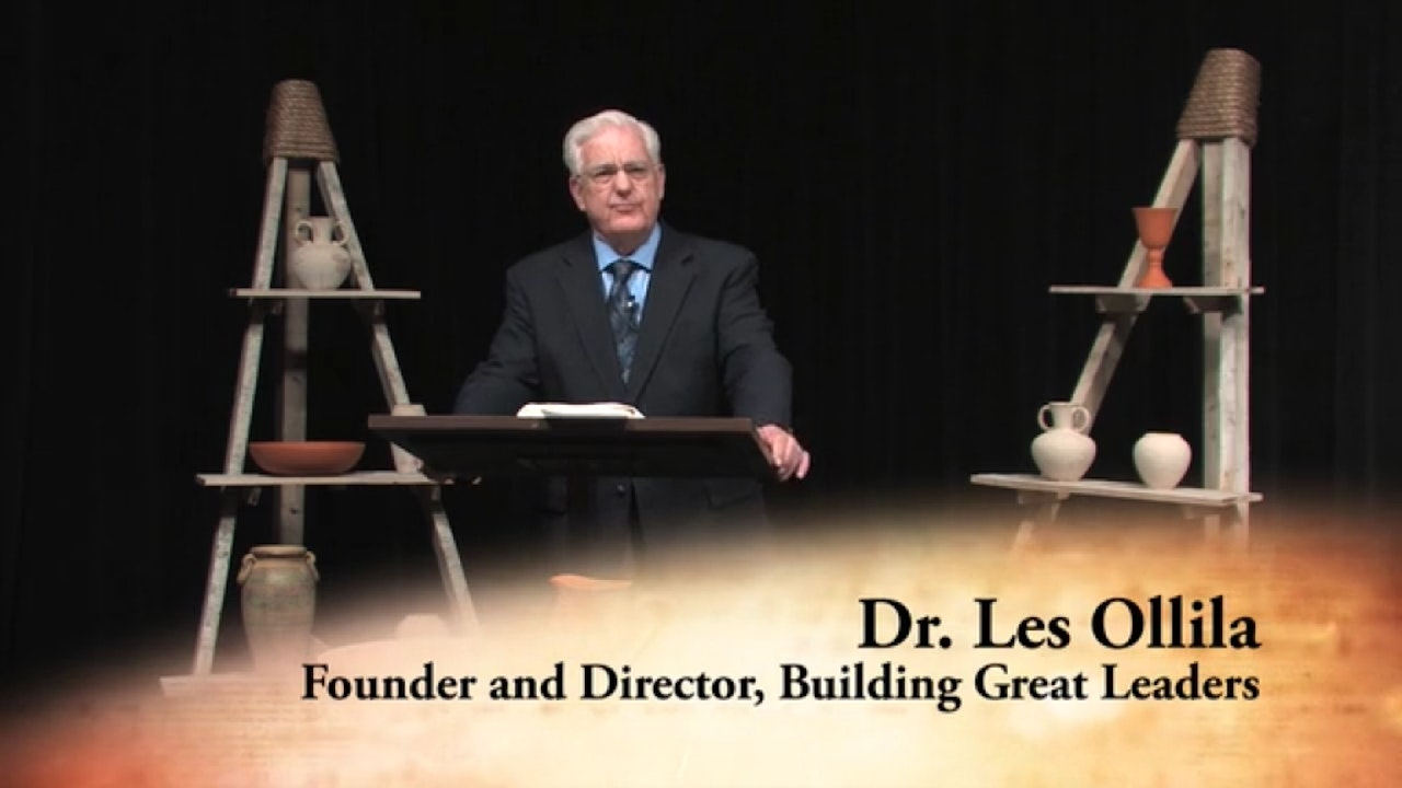 Building Great Leaders with Dr. Les Ollila
