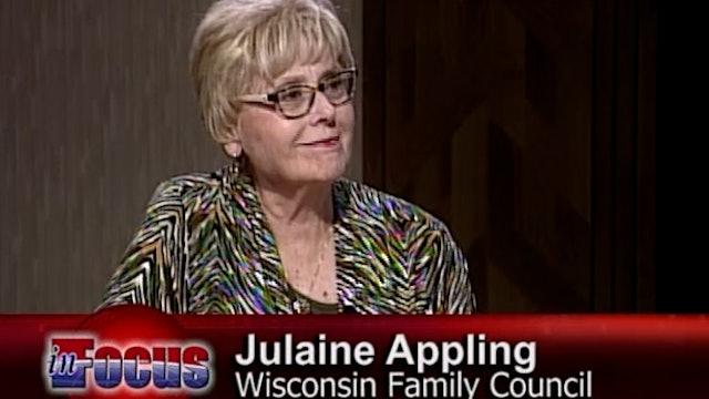 """Julaine Appling """"October 2021 Legislative Update"""""""