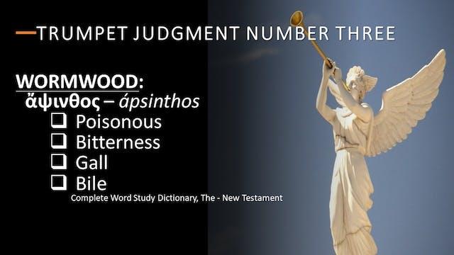 The 7 Trumpet Judgements - Trumpet 3:...