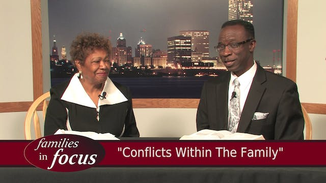 Families In Focus with Sam & Francine Jones