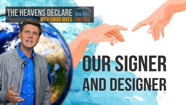 Our Signer And Designer