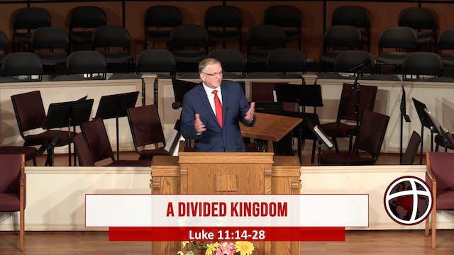 """At Calvary """"A Divided Kingdom"""""""