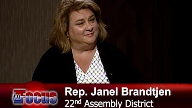 "Rep. Janel Brandtjen ""The Battle For ..."