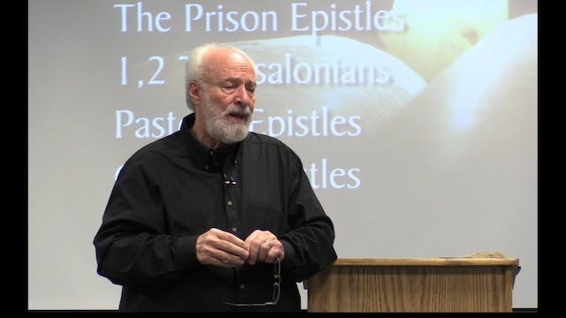 I Thessalonians and II Thessalonians