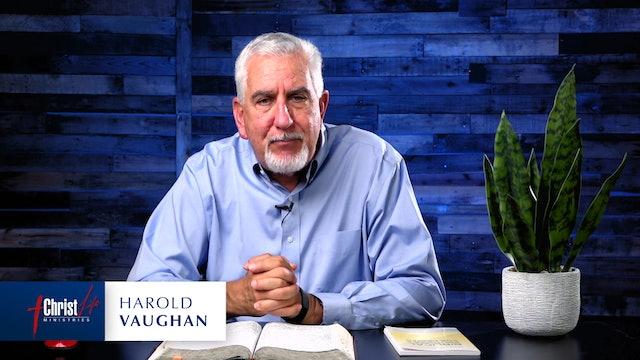 Harold Vaughan - Protocols for Prayer