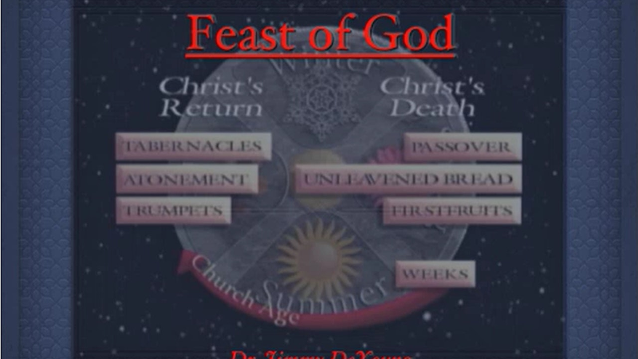 The Feasts of God with Jimmy DeYoung