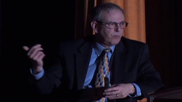 "Dr. John Morris Rally ""The Fossil Rec..."