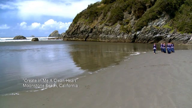 Create In Me A Clean Heart - Fountain...