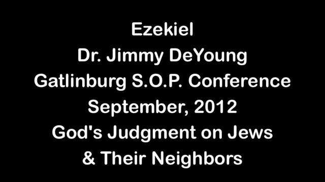 God's Judgment on Jews and their Neighbors