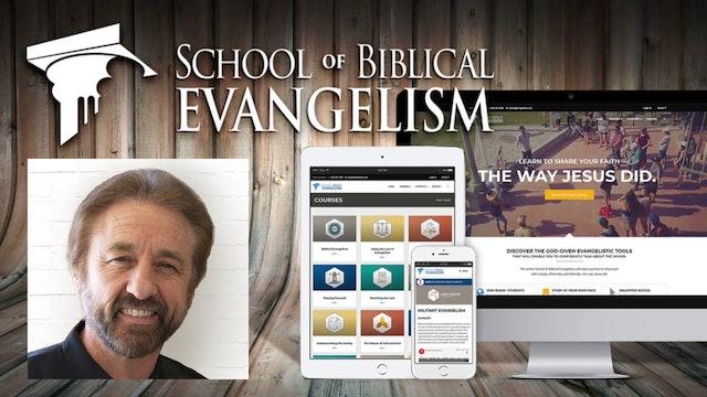 School Of Biblical Evangelism from Ray Comfort & Living Waters