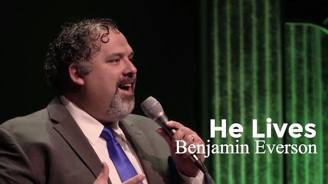 He Lives! (A Cappella)