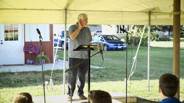 Praying in Faith - Harold Vaughan