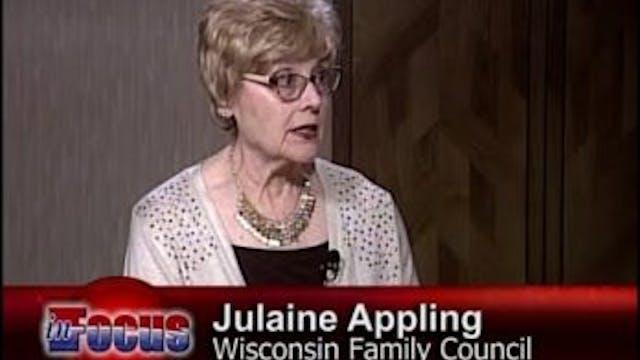 Julaine Appling: March 2021 Legislati...