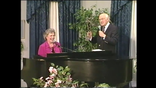 Anniversary Celebration - Musical Memories with Martha Reed Garvin