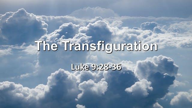 "At Calvary ""The Transfiguration"""